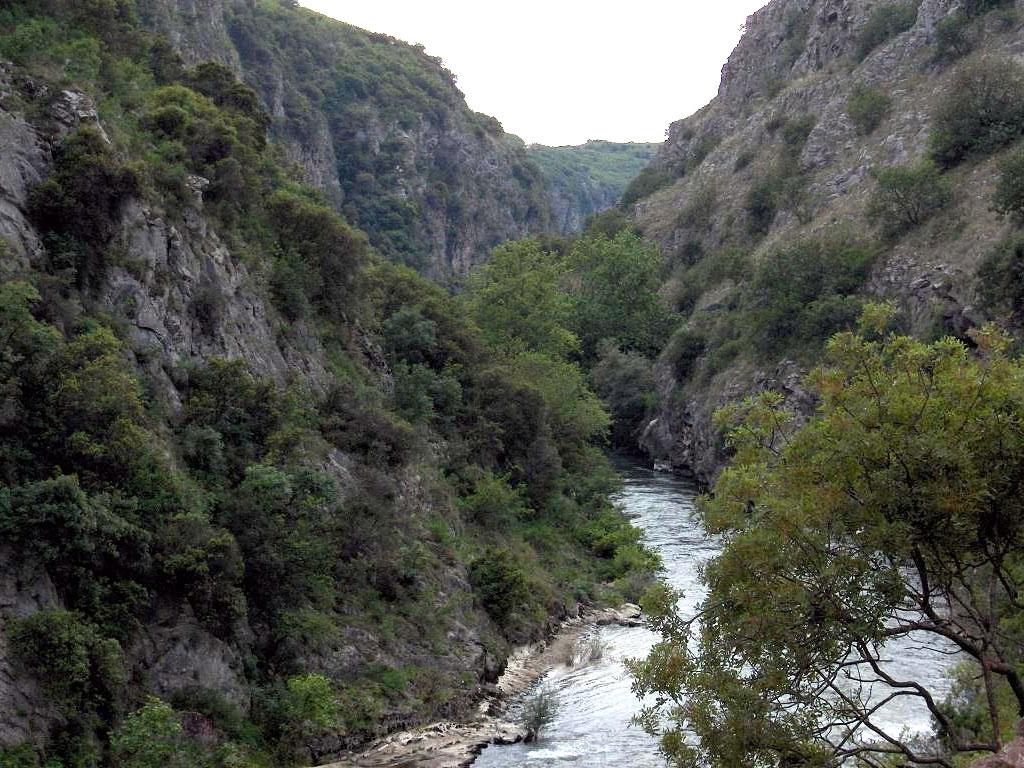 Angitis River Canyon