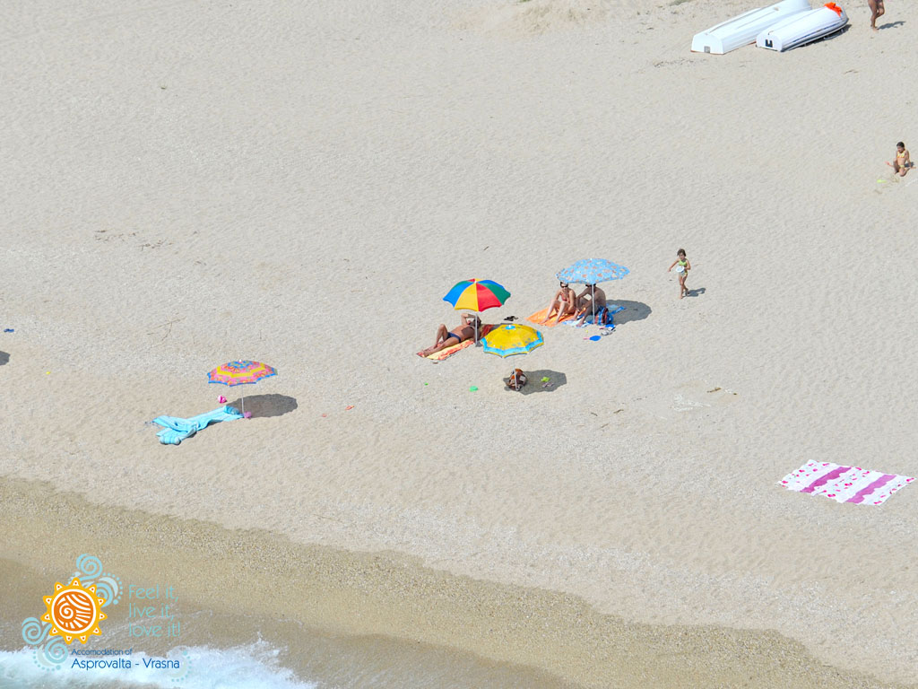 Beach Asprovalta, Nea Vrasna