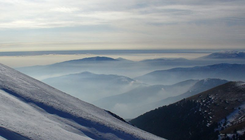 Winter Sports in Northern Greece