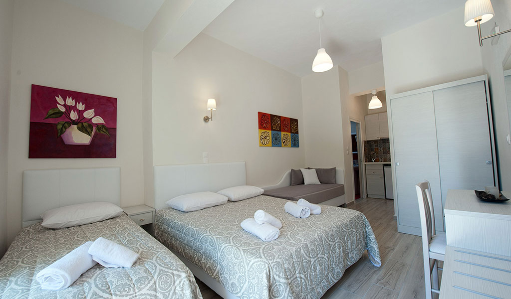 Ilion Luxury Studios, Asprovalta Greece