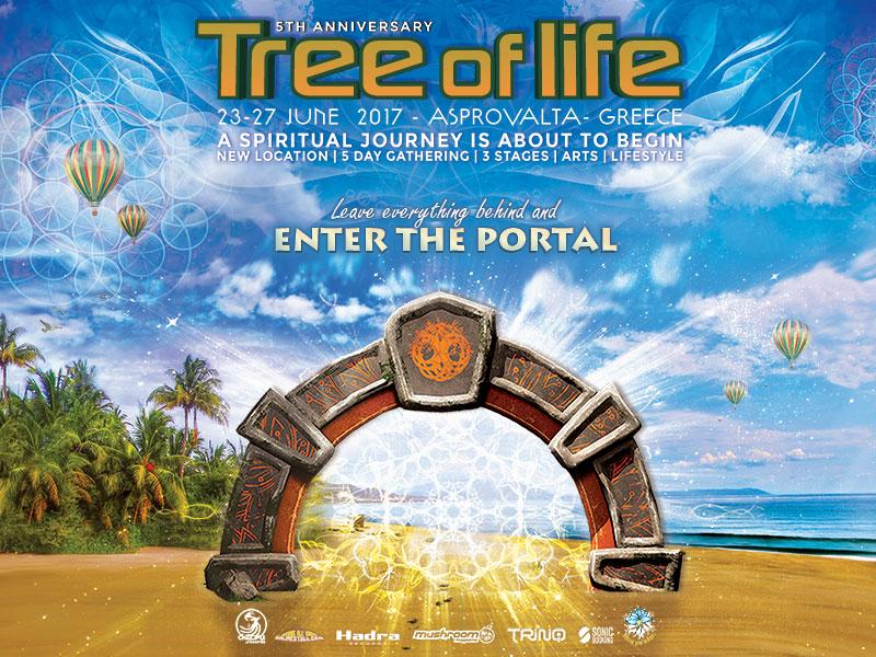 FESTIVAL TREE OF LIFE - Asprovalta Thessaloniki